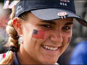 Curtis Cup star Lexi Thompson hopes to earn her way onto the 2013 U.S. Solheim Cup team (Photo: John Mummert/USGA)