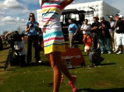 Lexi Thompson was the star of Demo Day (Photo: Emily Kay)