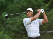 Tiger Woods eyes his first PGA Tour win since 2009 (Photo: Wikipedia)
