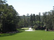 Women may play Augusta National Golf Club -- as long as they're accompanied by members of the all-male bastion (Wikipedia)