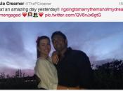 Paula Creamer announces her engagement via Twitter