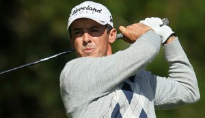 Jon Curran is in the hunt at the Houston Open (Photo: Getty Images)