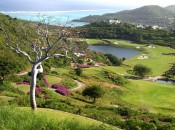Canouan Island Golf course