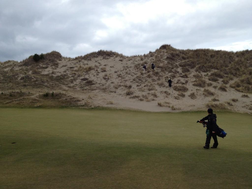 Bandon Trails 2nd hole