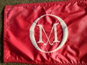 Old MacDonald pinflag