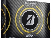 Bridgestone's Tour B330 golf ball