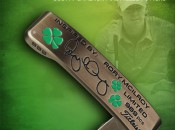 The limited edition Rory McIIlroy putter