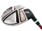 Exotics Xrail fairway wood