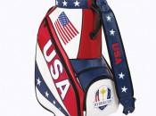 Burton's Ryder Cup staff bag