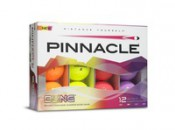 Pinnacle's coloful Bling ball