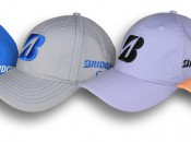 Bridgestone Golf's Kuchar Collection of caps