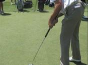 Matt Kuchar's unusual putting stroke is okay with the USGA