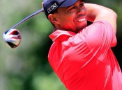 Tiger Woods and his Nike Covert 3 wood