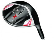 Callaway's X Hot fairway wood