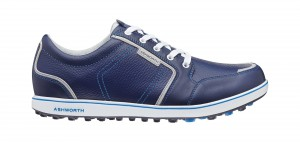 Ashworth Golf's new Cardiff ADC golf shoe
