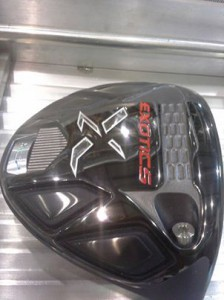 Tour Edge's new XCG7 driver