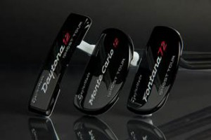TaylorMade's new Ghost Tour Series putters