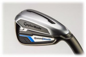TaylorMade's new SpeedBlade iron
