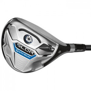 Taylormade's SLDR fairway wood
