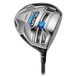 TaylorMade's 14-degree SLDR driver
