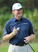 Ernie Els is now with Adams Golf