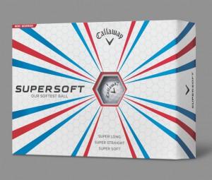 Callaway's new SuperSoft golf ball