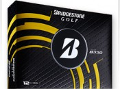 Next generation Bridgestone Tour B330 golf ball