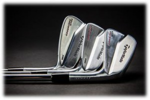 Taylormade's new Tour Preferred irons