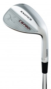 Tour Edge Golf's CB Pros wedge