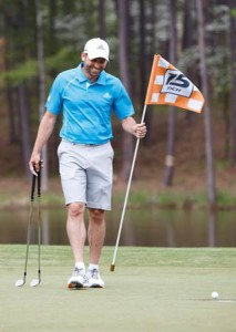 Sergio Garcia tires out 15-inch cup at Reynolds Plantation