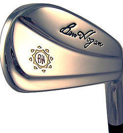 Ben Hogan Co.'s legendary Apex iron
