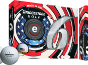 Bridestone's Limited Edition e6 golf ball