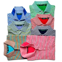 Bobby Jones summer collections offer a variety of color and styles
