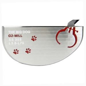 Gauge Golf's G2 Big Dog Putter