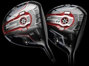 Callaway's Big Bertha Alpha 815 and Double Black Diamond drivers