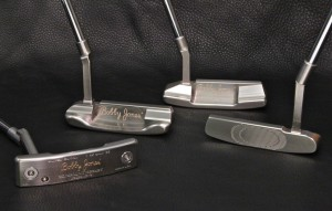 New Bobby Jones putters come with big price tags