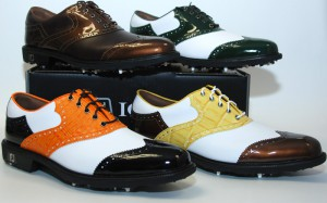 FootJoy's colorful MyJoys golf shoes