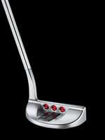 The new GOLO mallet putter from Scotty Cameron
