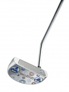 Odyssey's #5 putter from the new Milled Collection