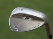 Jordan Spieth's Vokey SM5 Raw wedge