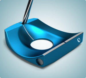 AccuLock ACE putter is gaining popularity among players of all skill levels