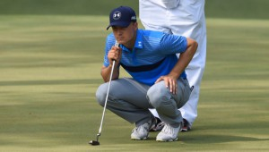 Jordan Spieth has helped raise the profile of the Under Armour brand in golf