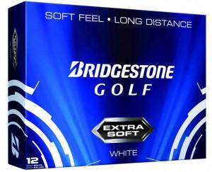 Bridgestone's new Extra Soft golf ball