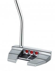 The new Scotty Cameron X7 putter