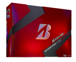 Bridgestone's next generation Tour B330RX golf ball