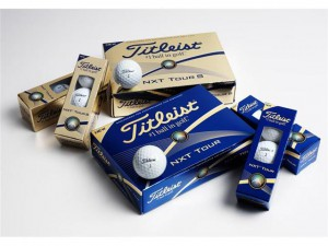 Titleist NXT Tour and NXT Tour S golf balls