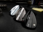 Titleist Vokey Design Spin Milled 6 wedges