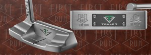 The San Diego putter from Toulon Design