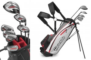 TaylorMade's Phenom clubs for junior golfers