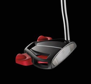 Spider Red Putter from TaylorMade